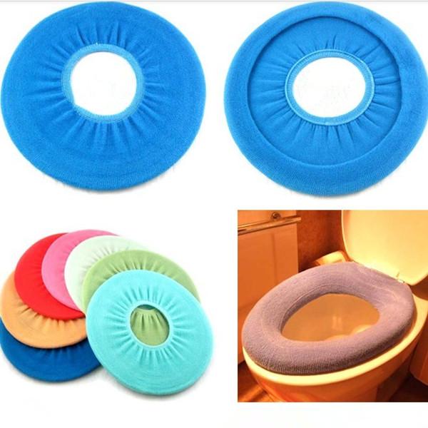1 5x wc housse si ge lunette toilette abattant couvre hygi nique protection ebay. Black Bedroom Furniture Sets. Home Design Ideas