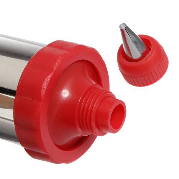 how to make a syringe gun