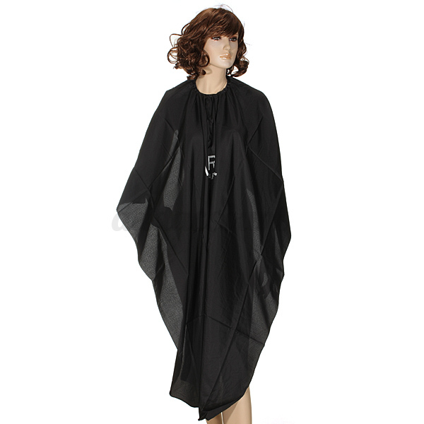 Barber Gown : ... Hairdressing-Hair-Cutting-Gown-Barber-Cape-Cloth-Cover-Salon-Equipment