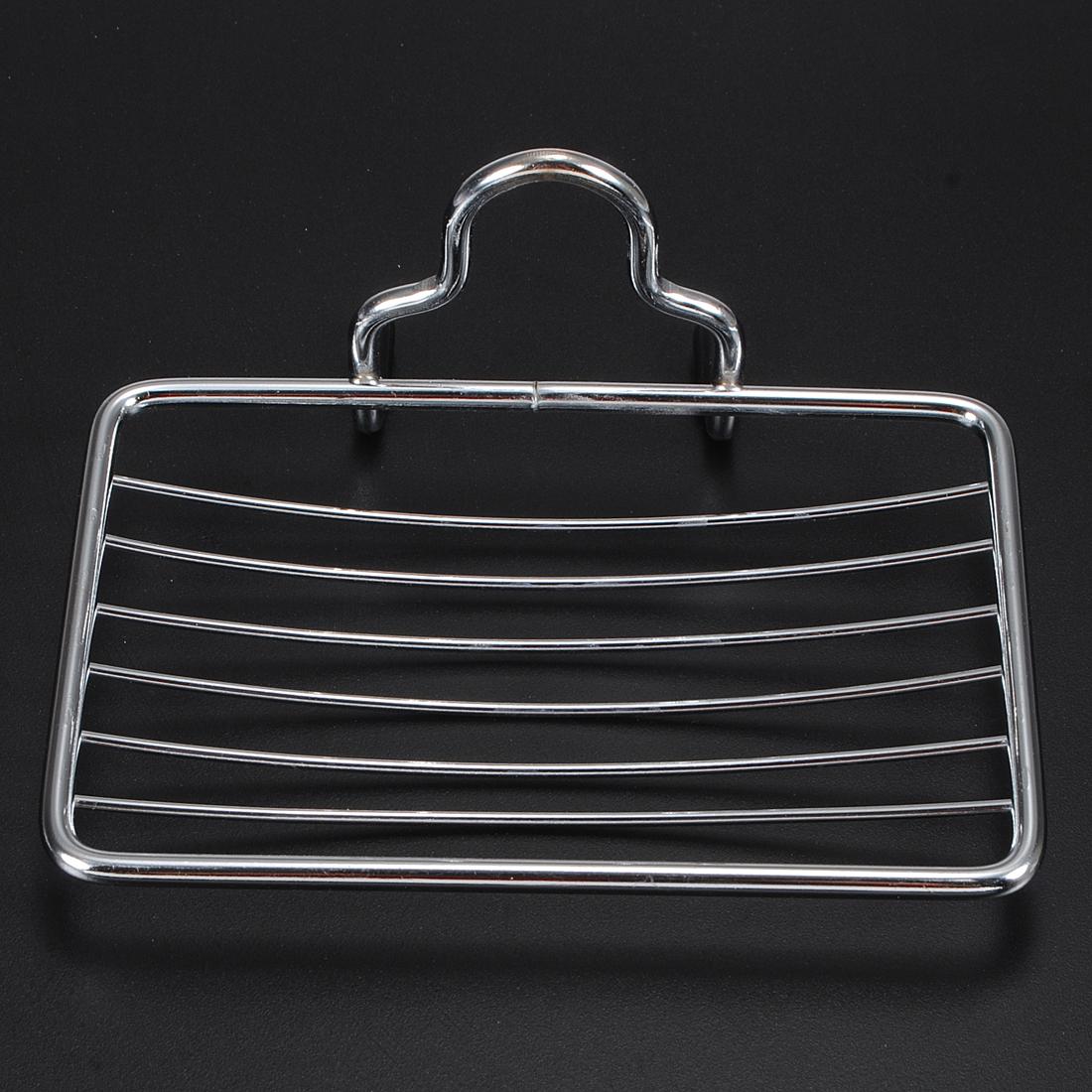 Dish holder suction bathroom bath shower basket soap cup for Aspiration salle de bain