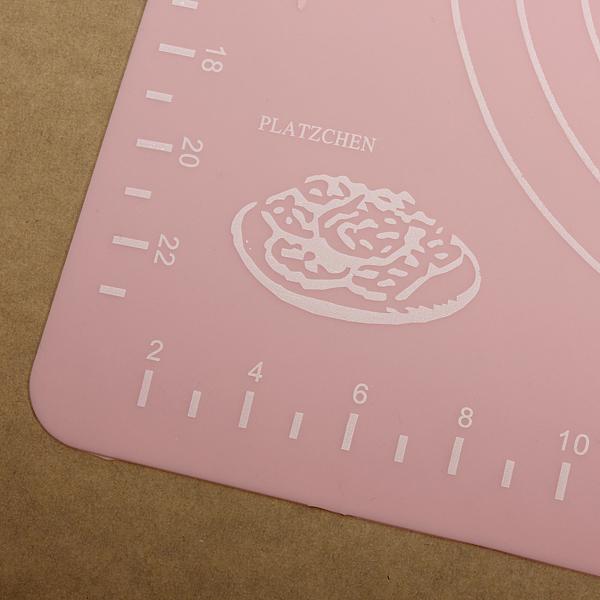 Silicone feuille cuisson souple p tisserie r utilisable tapis color 26x29cm - Paypal paiement differe ...