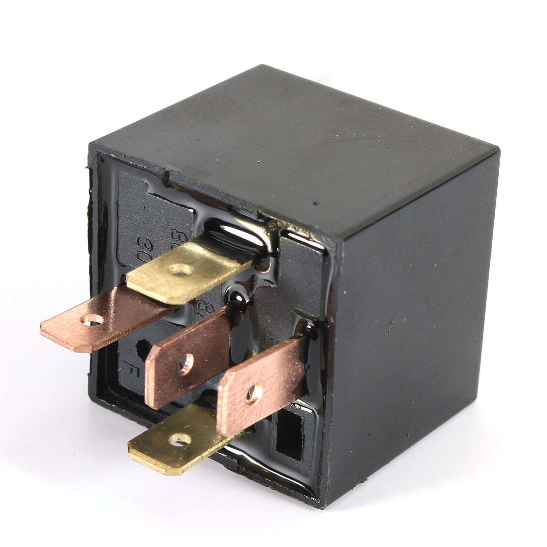 5 30a Amp Relay  U0026 Socket For