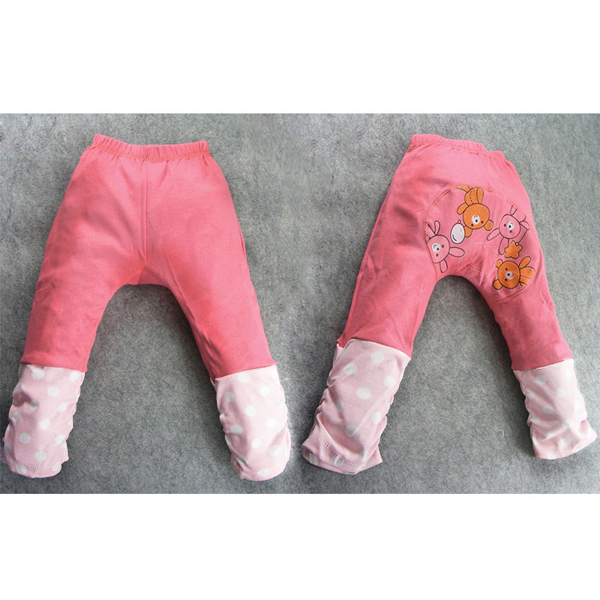 Cute Baby Unisex Tight Leggings Trousers Toddler Child Warm Pants Clothes 6-24M