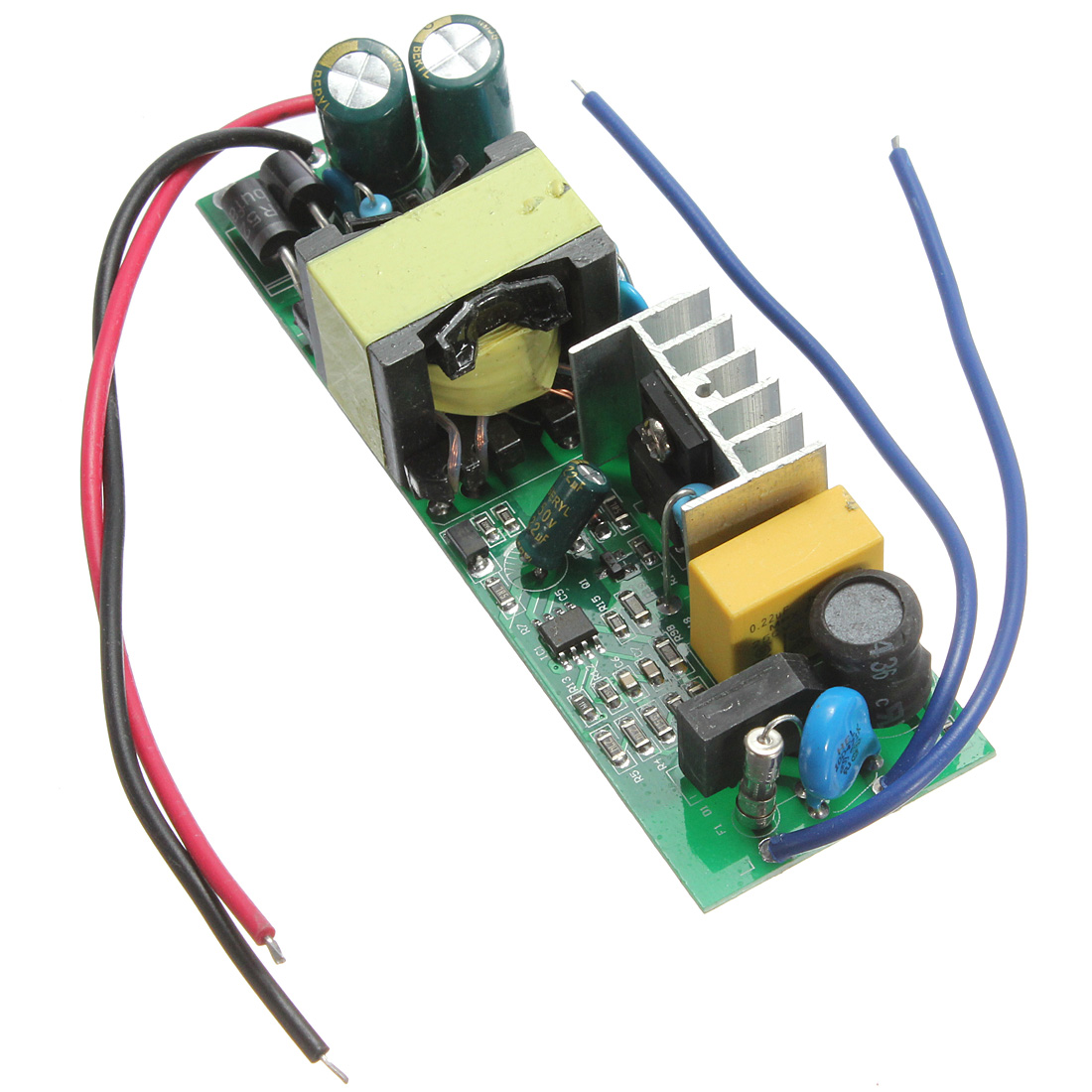 10w 20w 30w 50w led chip driver power supply for light. Black Bedroom Furniture Sets. Home Design Ideas
