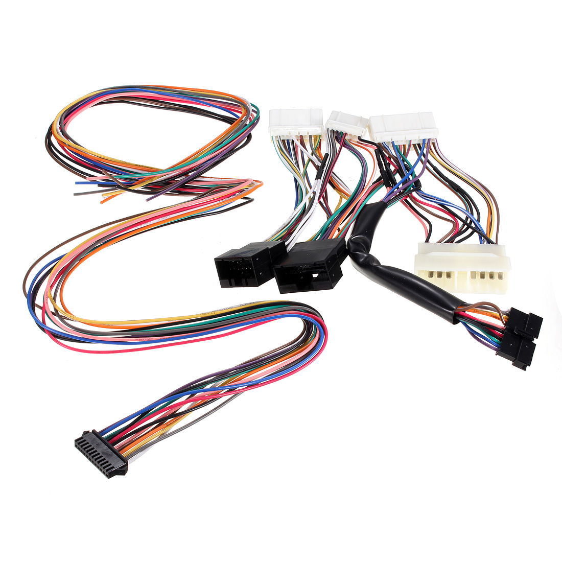 New Obd0 To Obd1 Ecu Conversion Jumper Wiring Harness Fit For Honda Civic 88