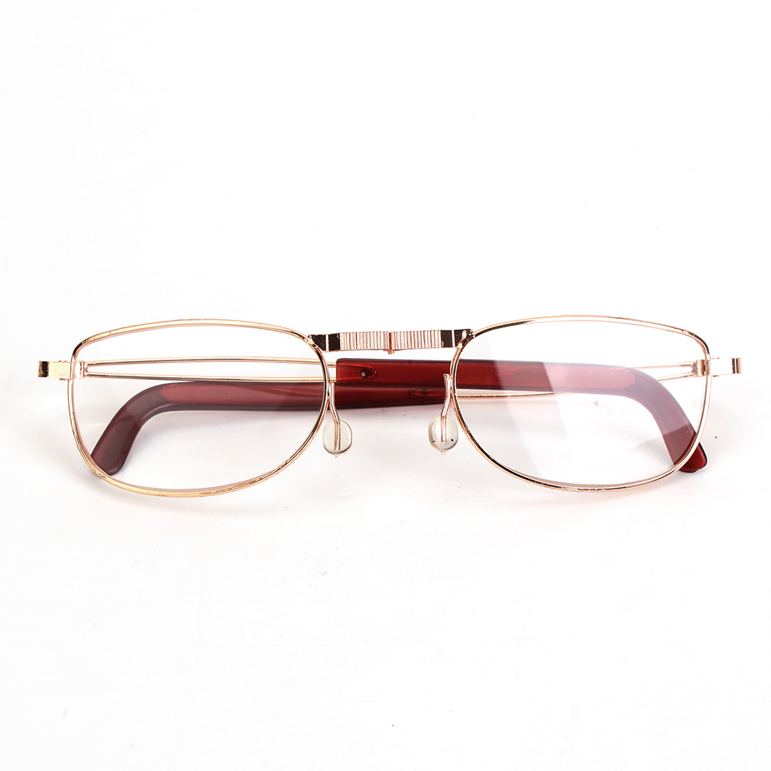 Antique Folding Reading Glasses