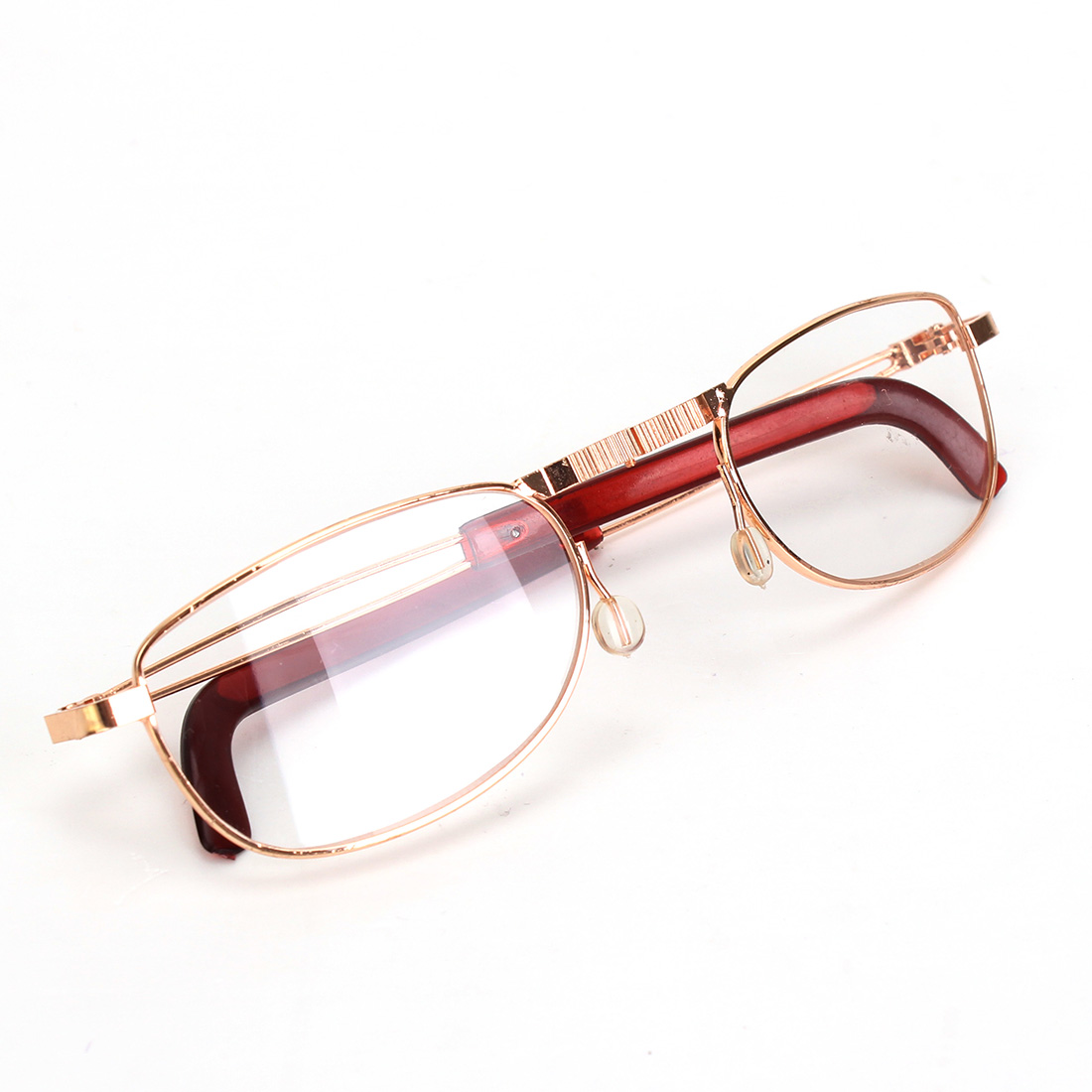 foldable compact rimmed reading glasses eyeglasses fold up