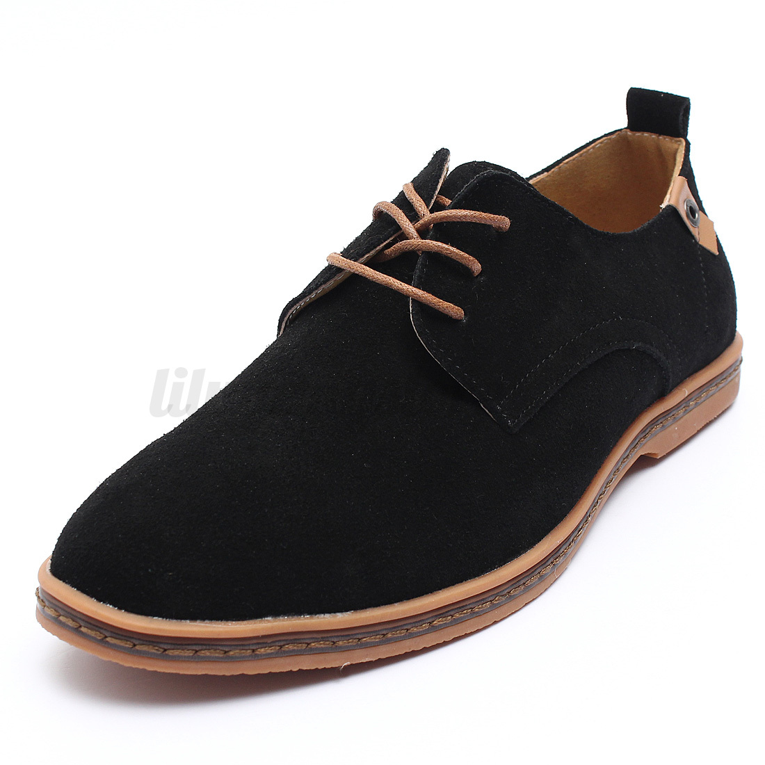 2016 Fashion Suede European Style Leather Business Shoes Menu0026#39;s Casual Oxfords | EBay