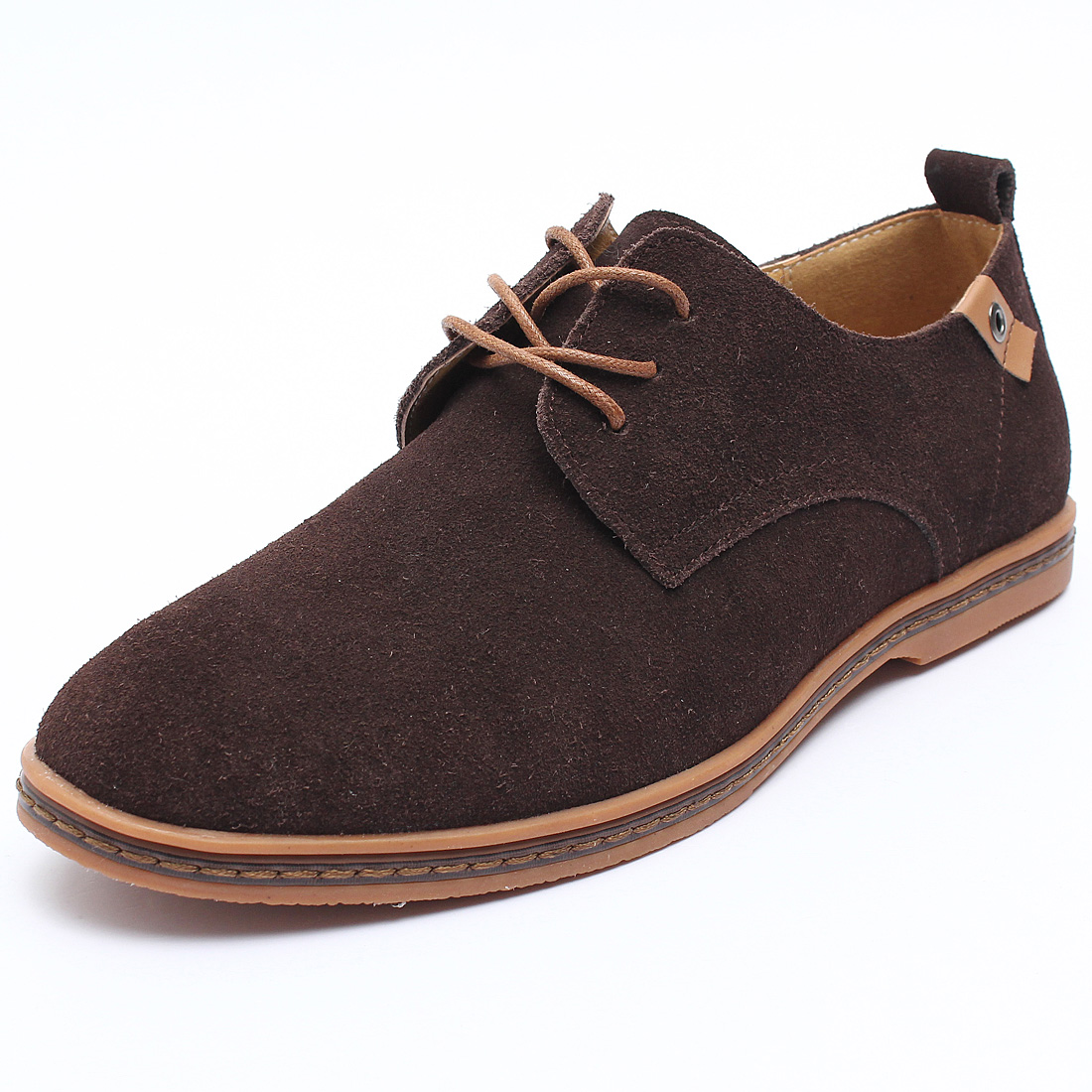 european style genuine leather business s oxfords
