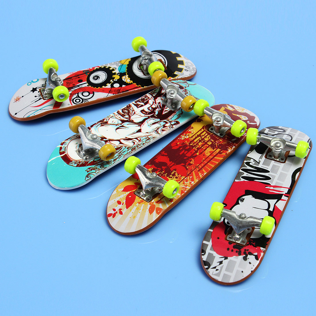 Image Is Loading Finger Board Tech Deck Truck Skateboard Boy Kid