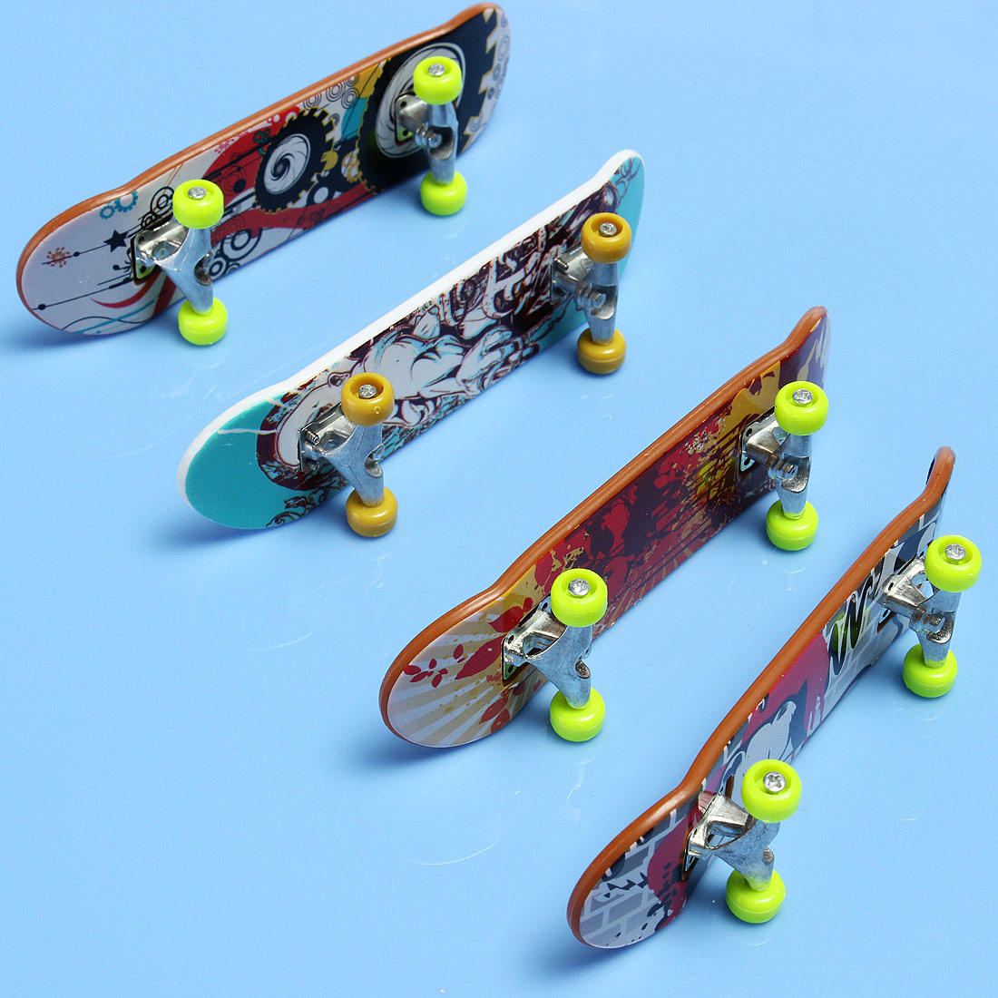 Finger Board Tech Deck Truck Skateboard Boy Kid