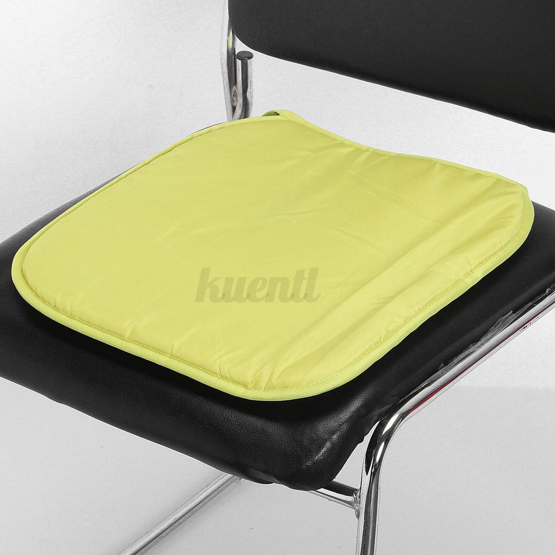 Cocina comedor casa jard n silla cojines de asiento coj n for Cojin silla oficina