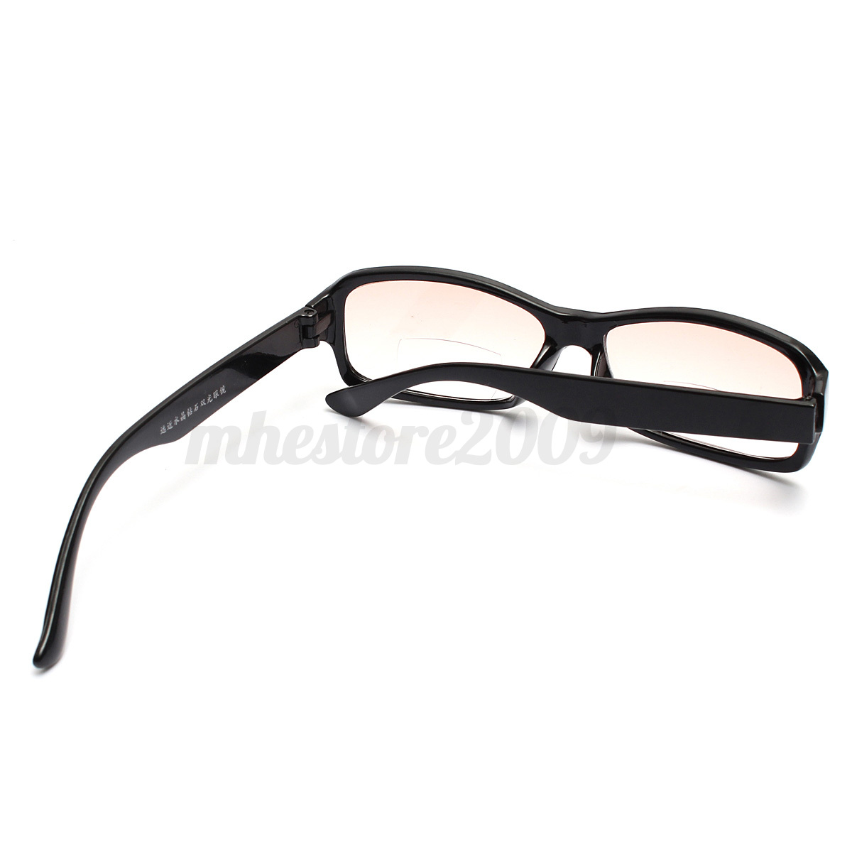unisex lightweight dual function bifocal reading glasses