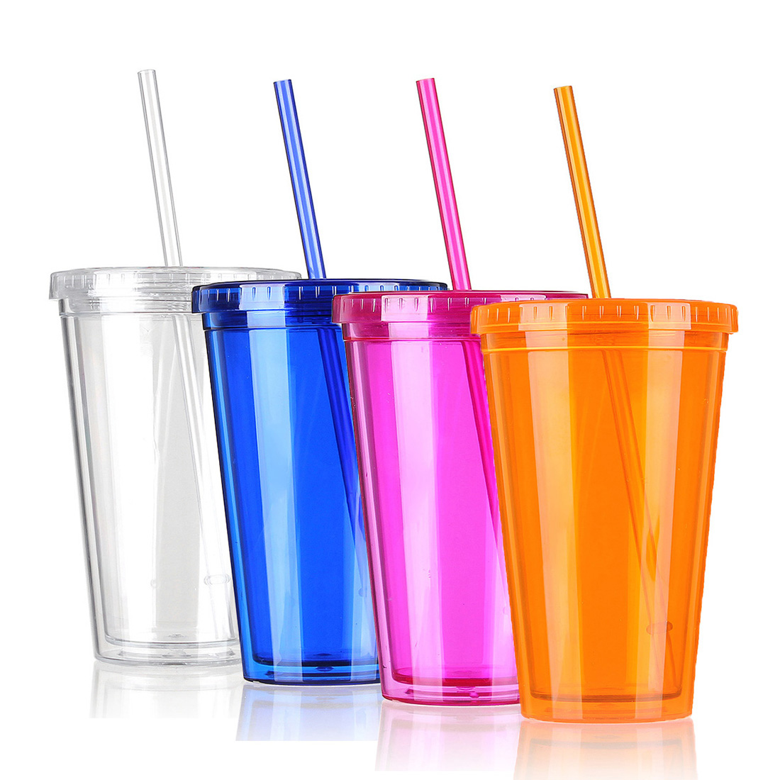 Are you looking for a durable, double insulated, condensation reducing, BPA free cup that you can take anywhere? Look no further! Wholesale Accessory Market is the go-to source for safe, eco-friendly, wholesale plastic straw cups and tumblers.