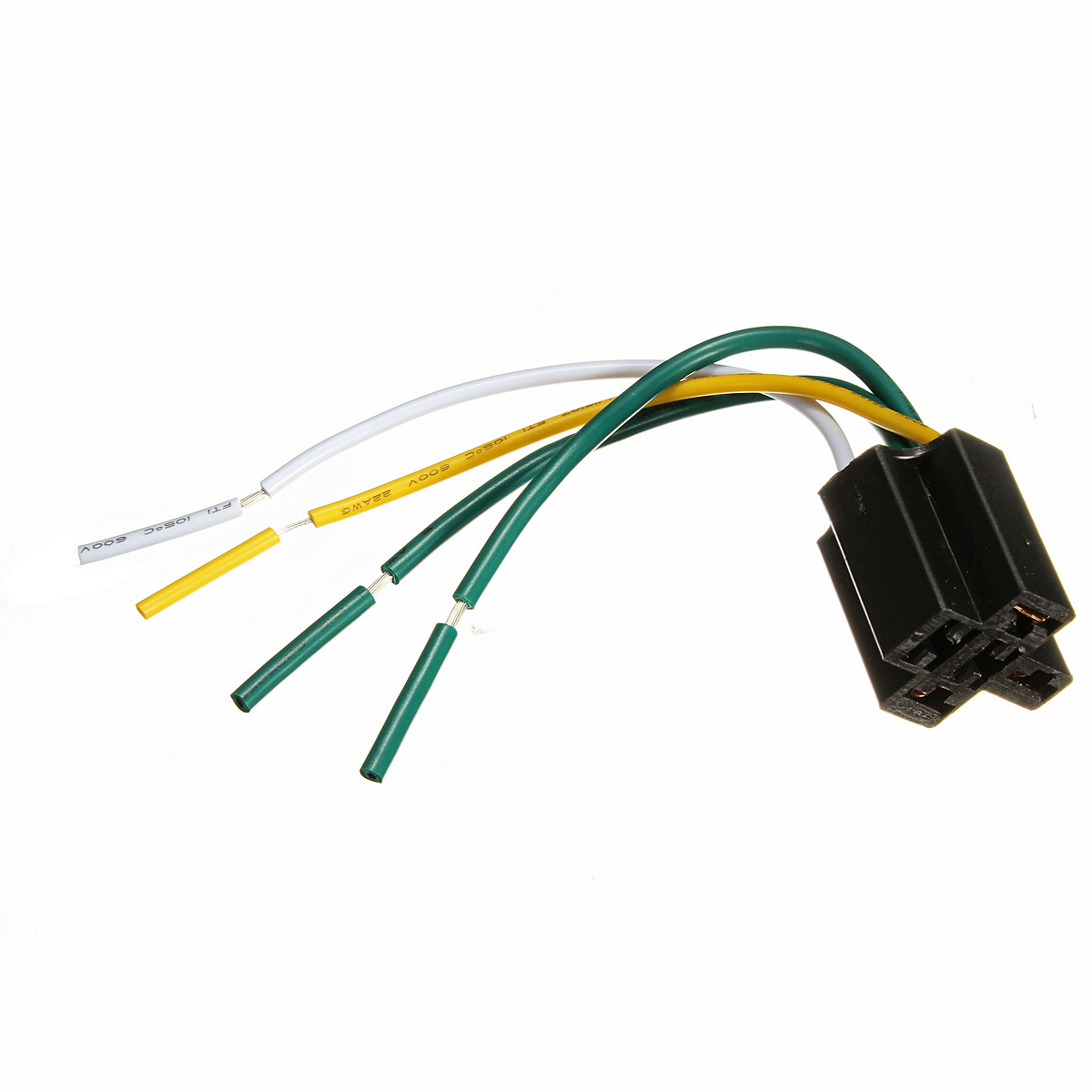 wiring diagram for 2007 chrysler town amp country 1pc 12cm car dc 12v volt 40a automotive 4 pin 4 wire relay ... wiring diagram for 4 pin 30 amp 12 volt