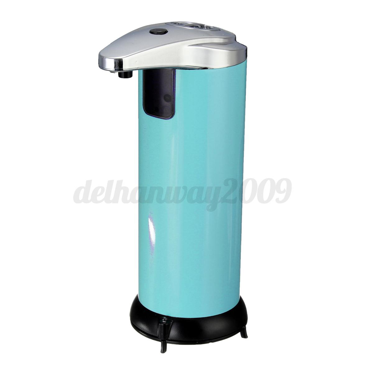 Automatic Sensor Soap Sanitizer Dispenser Handsfree Touch