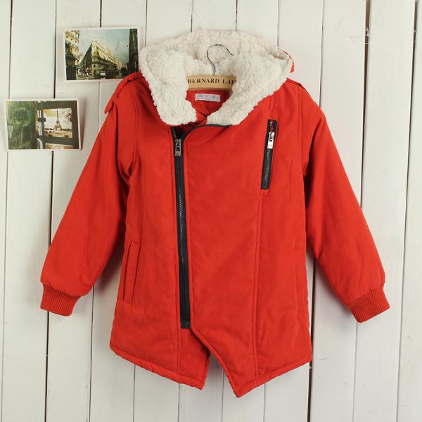 3 9 ans enfant parka manteau hiver fille veste gar on blouson froid jacket coat ebay. Black Bedroom Furniture Sets. Home Design Ideas