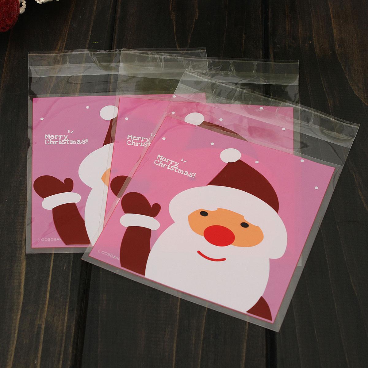 Gift Wrapping Christmas Cake