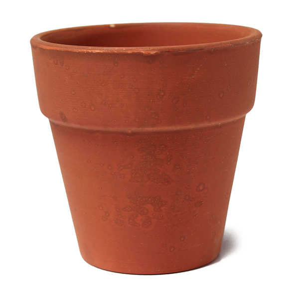 1 10pcs Terre Cuite Pot De Fleurs Avec Trous En C Ramique