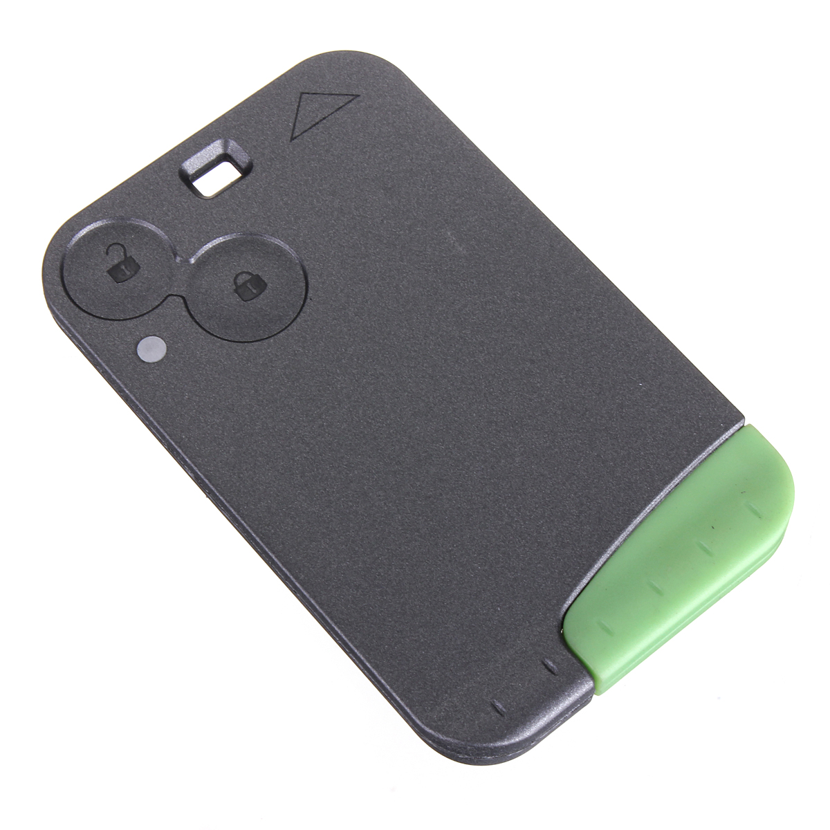 Keyless Replacement Remote Smart Key Card Case Uncut Blade