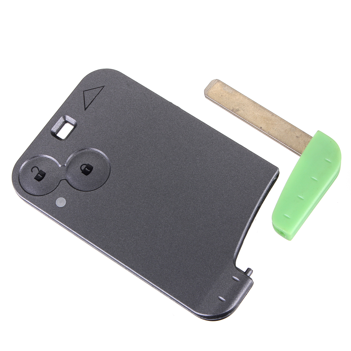 Keyless Remote Card Repair Kit Key Blade Case 2BT For