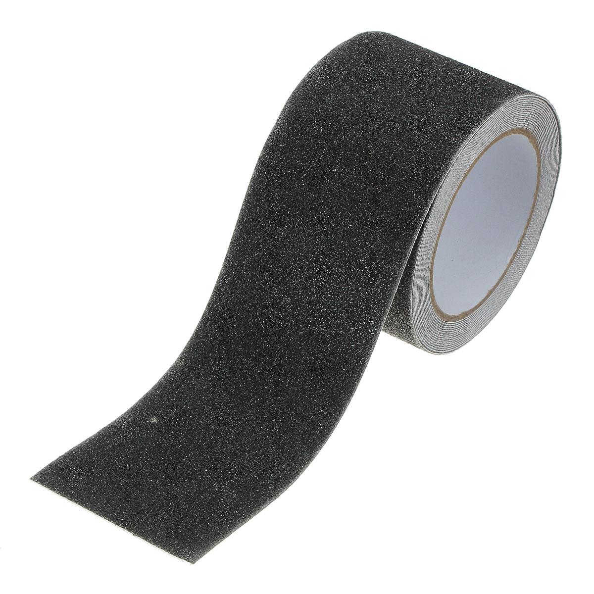 Anti Slip Floor Grips : Anti slip non skid tape high grip self adhesive black
