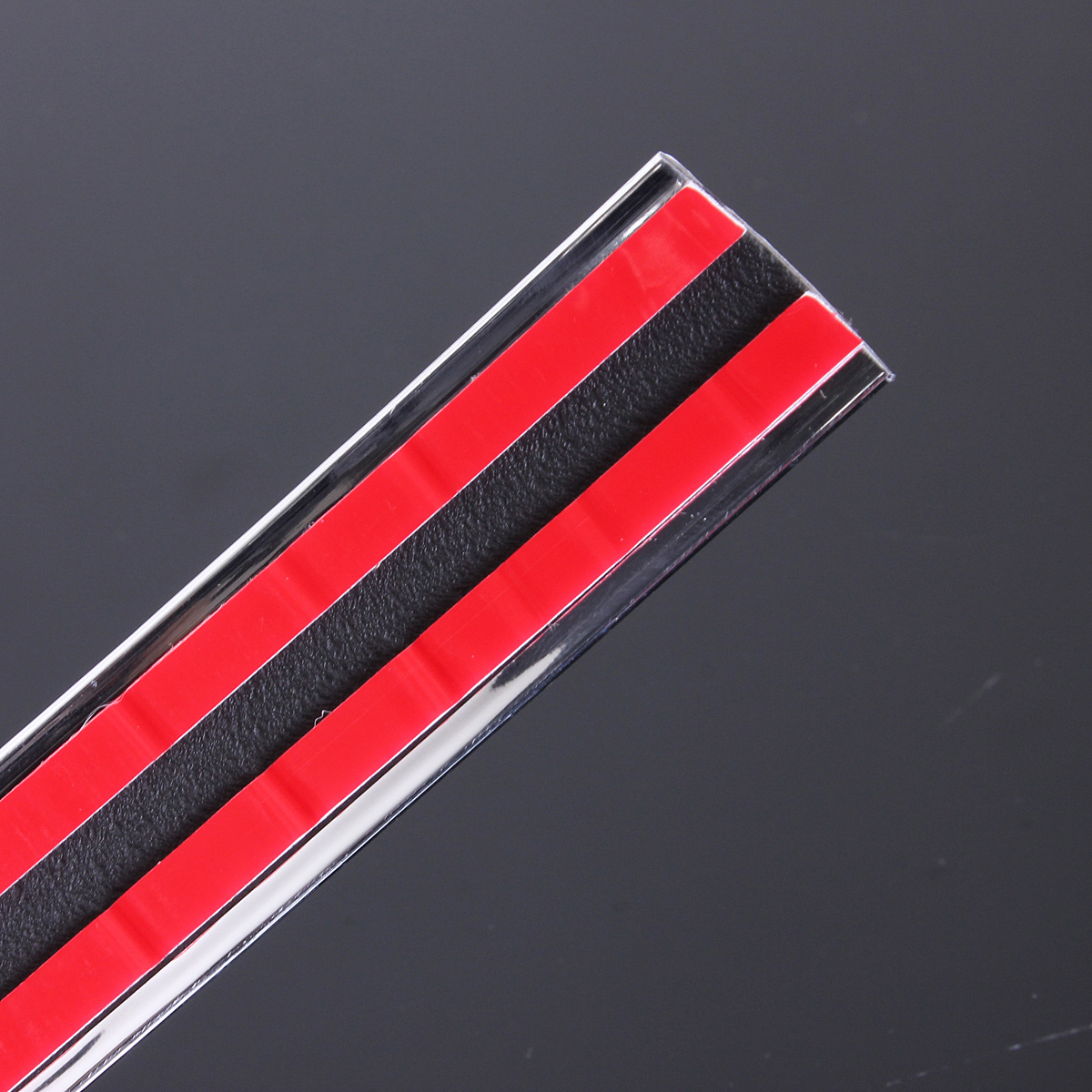 16ft 5m flexible auto car door moulding scratch protector strip edge guard trim ebay. Black Bedroom Furniture Sets. Home Design Ideas