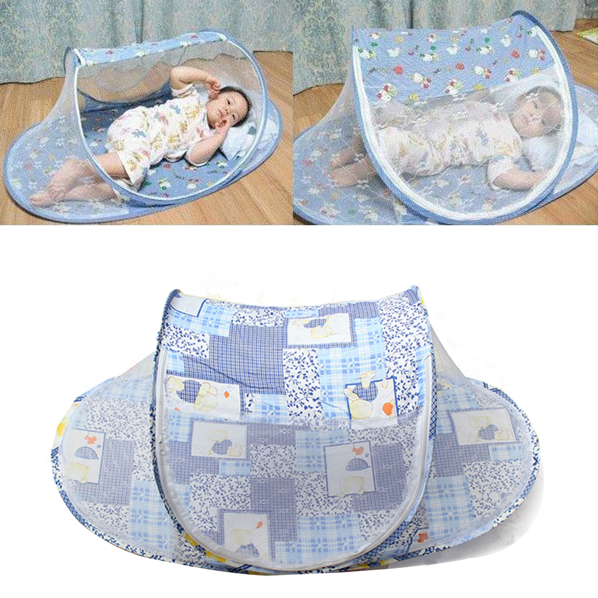 Baby bed net - Image Is Loading Portable Foldable Baby Mosquito Tent Travel Infant Bed