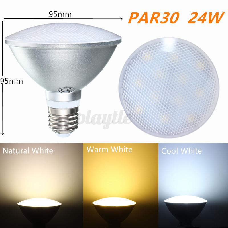 dimmable e27 18 24 30 36w par20 par30 par38 led spot light. Black Bedroom Furniture Sets. Home Design Ideas