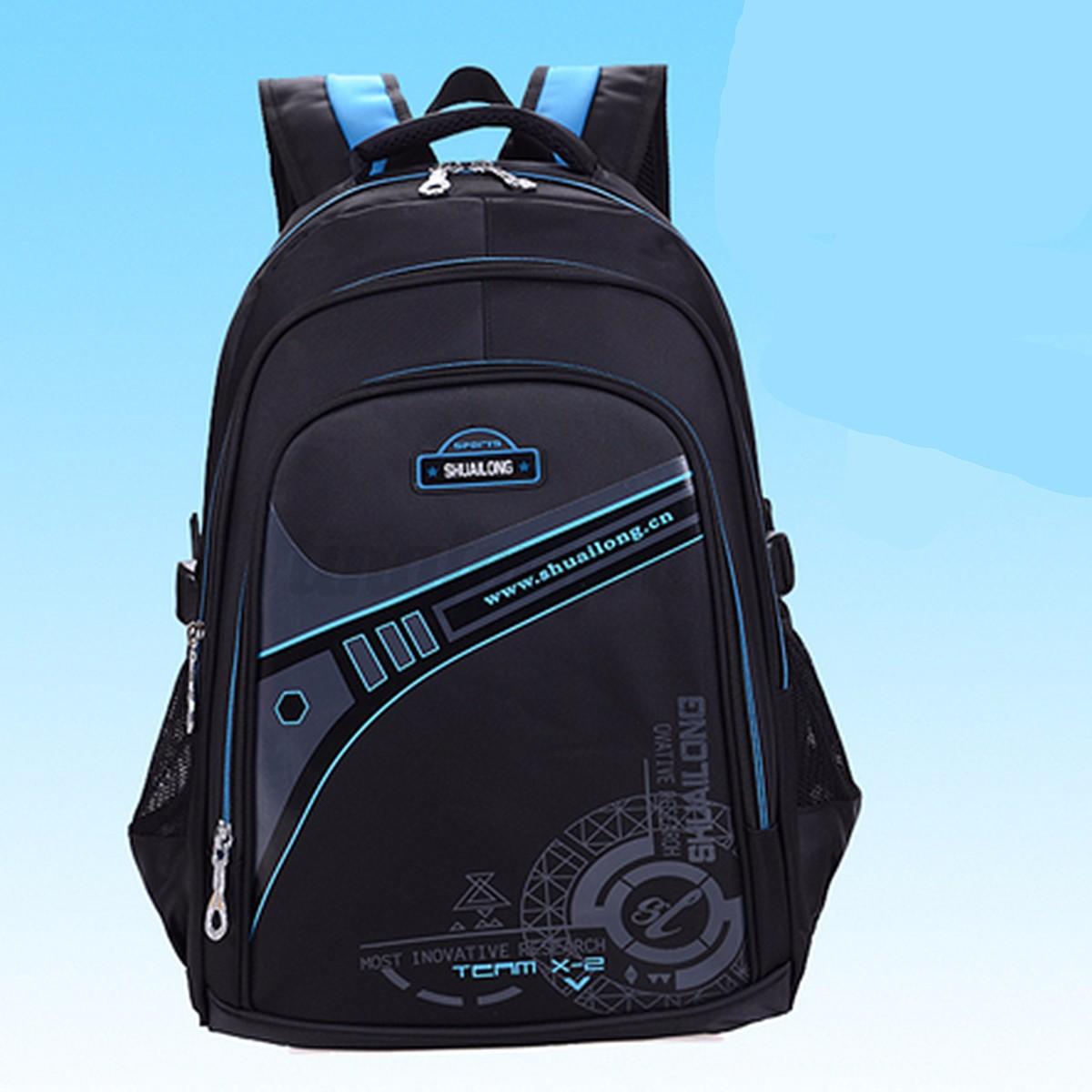 Kids Children Boys Girls School Bag Backpack Sport Travel Rucksack Laptop Pack