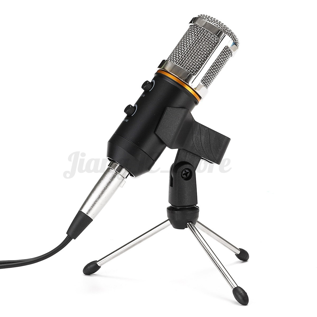 professional dynamic usb condenser studio sound recording vocal microphone mic ebay. Black Bedroom Furniture Sets. Home Design Ideas