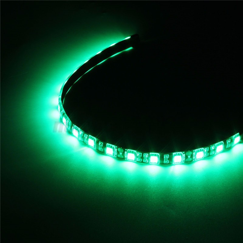 Led light neon adhensive strip computer case flexible 12v - Neon led 12v ...