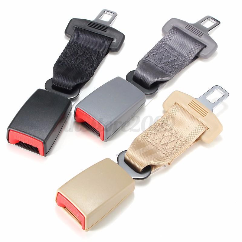 23cm 9 39 39 universal car seat seatbelt safety belt extender extension buckle ebay. Black Bedroom Furniture Sets. Home Design Ideas