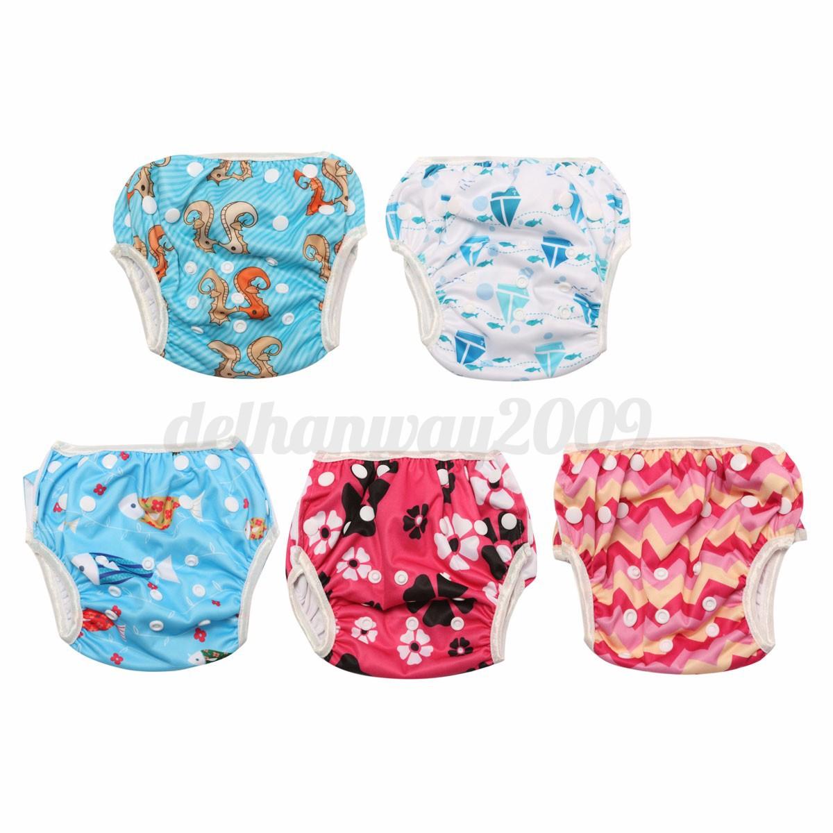 B b piscine langes couche culotte housse couches r utilisables pour nouveau n enfant ebay - Couche bebe pour piscine pampers ...