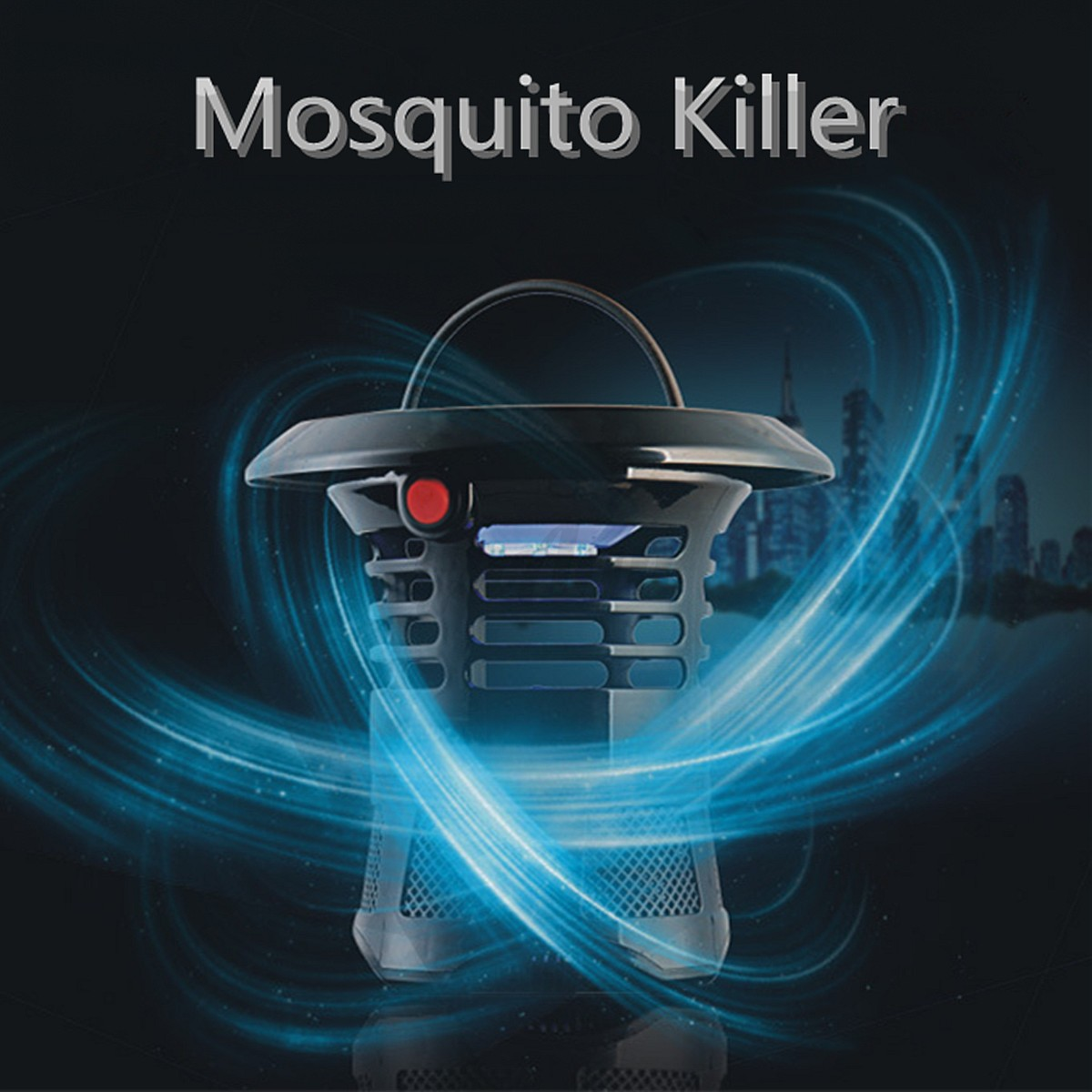 F Killer Mosquito New Electric LED Mosqu...