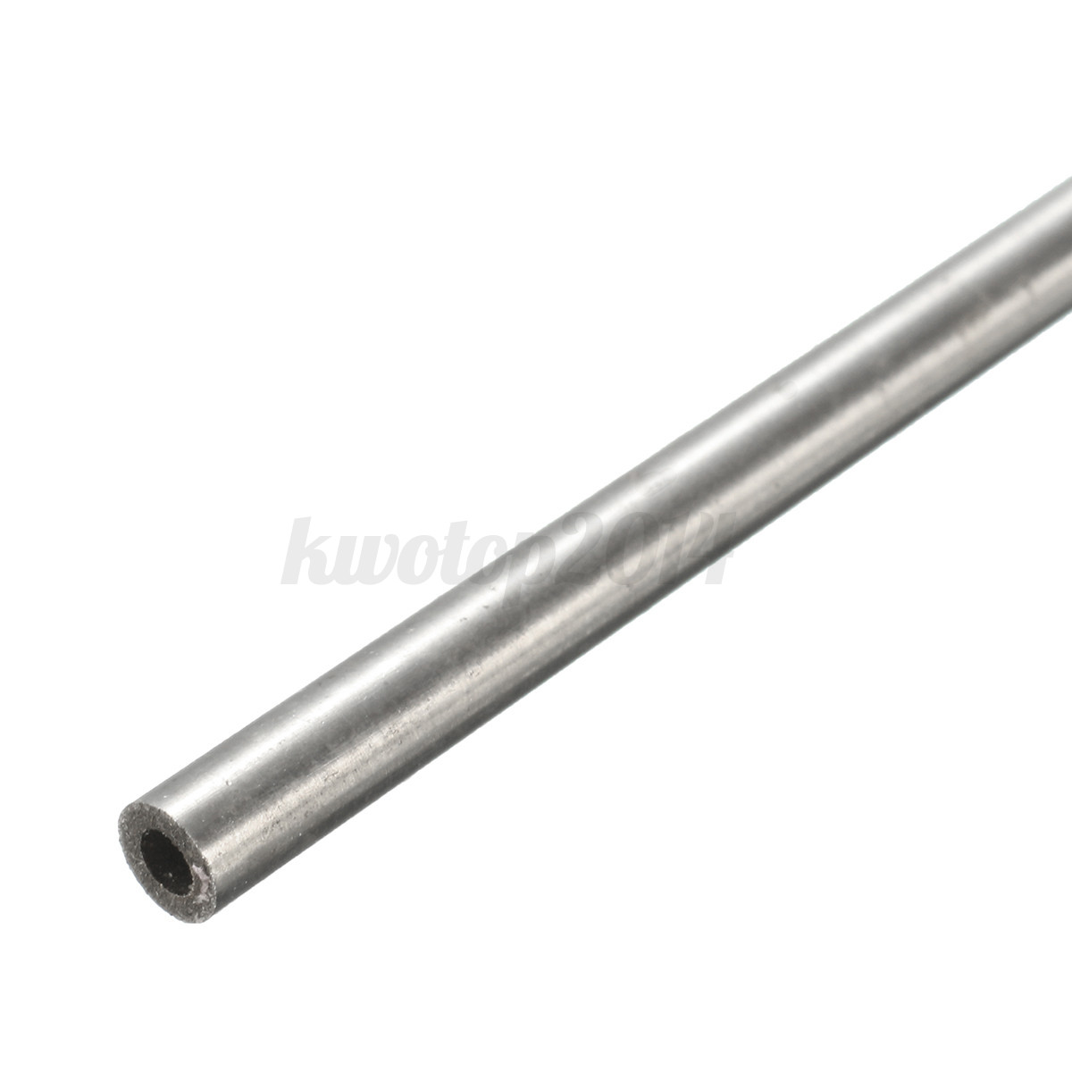 1pc 304 Stainless Steel Capillary Tube Od 4mmx2mm Id