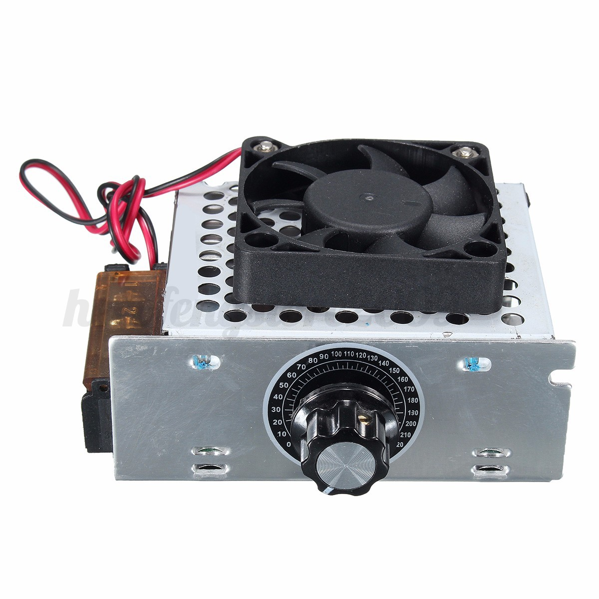Ac 220v 4000w scr variable voltage regulator motor speed for Variable speed electric motor control