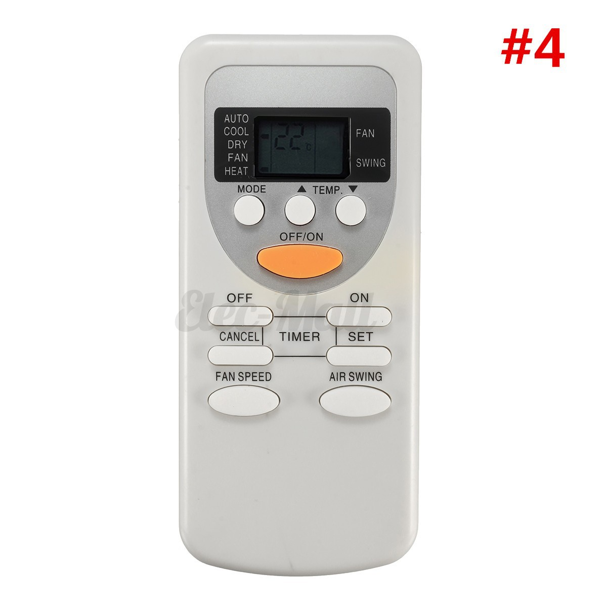 about Air Conditioner Remote Control Replacement For Chigo/SAMSUNG/ LG  #C05C0B