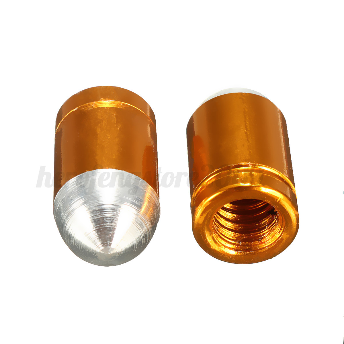 how to make bullet valve stem caps