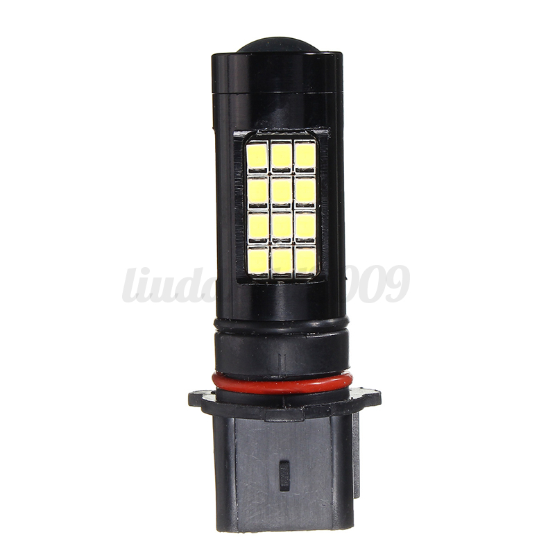2x Lampadina P13W PSX26W LED 42-SMD Canbus Driving DRL Fendinebbia ...