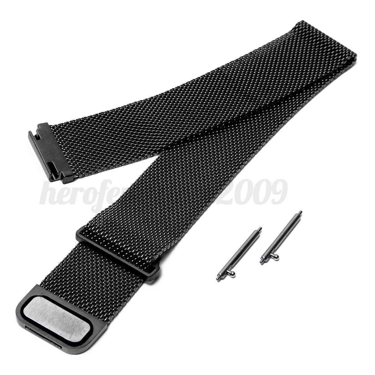 Stainless Steel Watch band Magnetic Milanese Wrist Strap For Huawei Smart watch