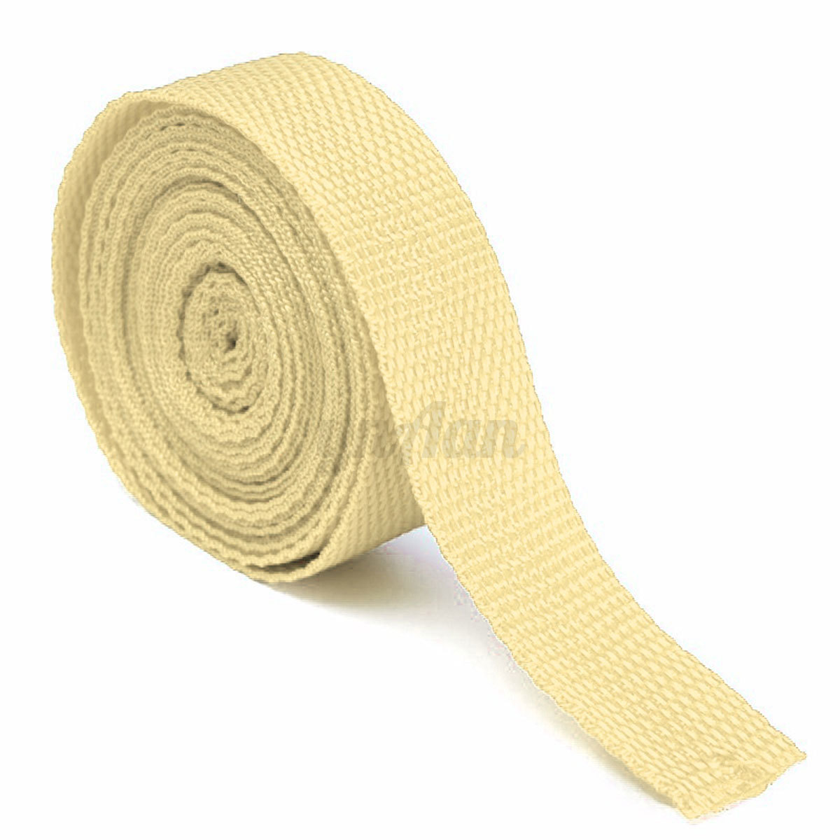 25mmx4m Roll Nylon Fabric Tape Strap Webbing Bag Binding