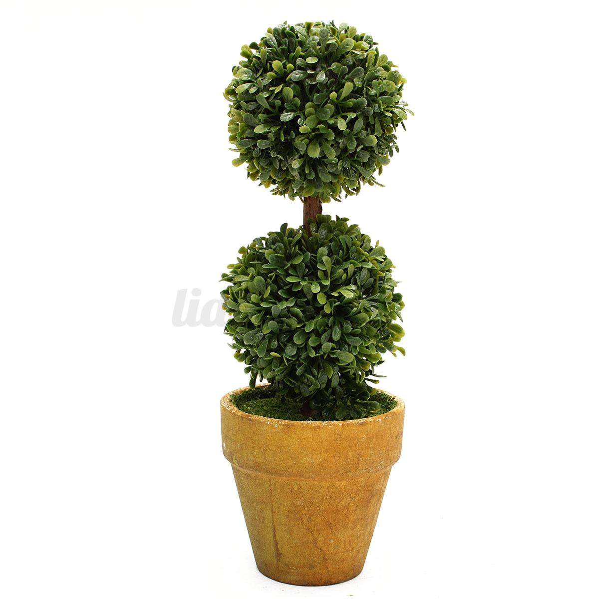 Artificielle plante pot arbre ornement bonsa jardin for Plantes ornement jardin