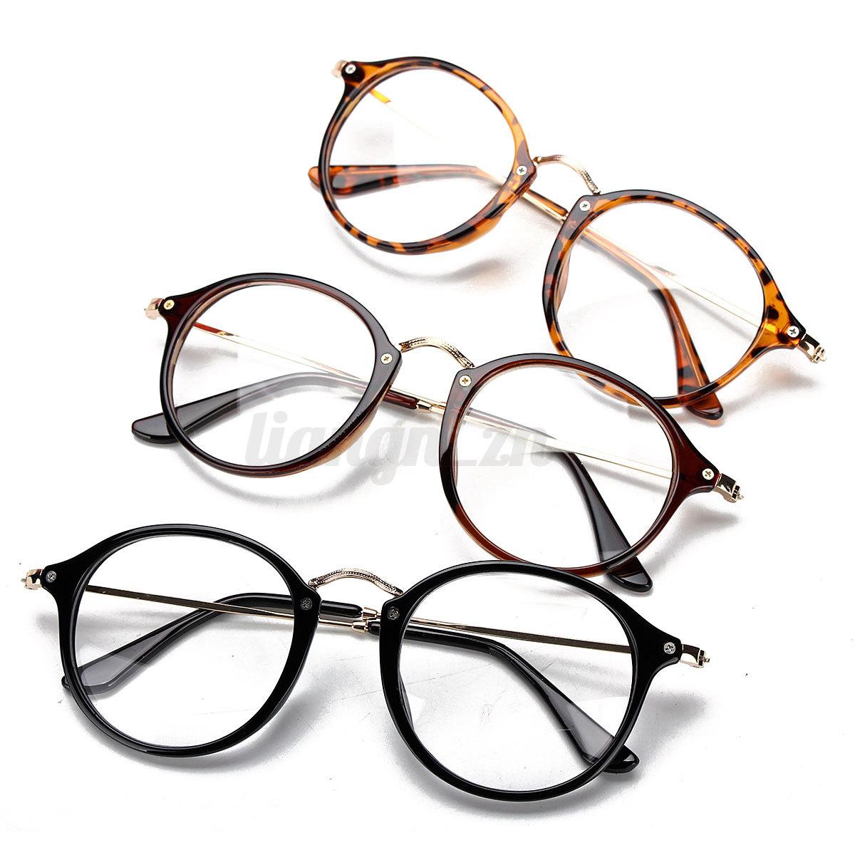 lunette loupe de lecture vue monture rondes m tal vintage unisex homme femme ebay. Black Bedroom Furniture Sets. Home Design Ideas