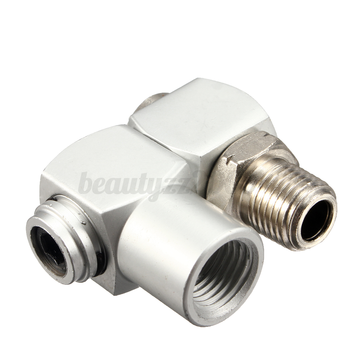 ″ bsp swivel air line connector pneumatic fitting screw