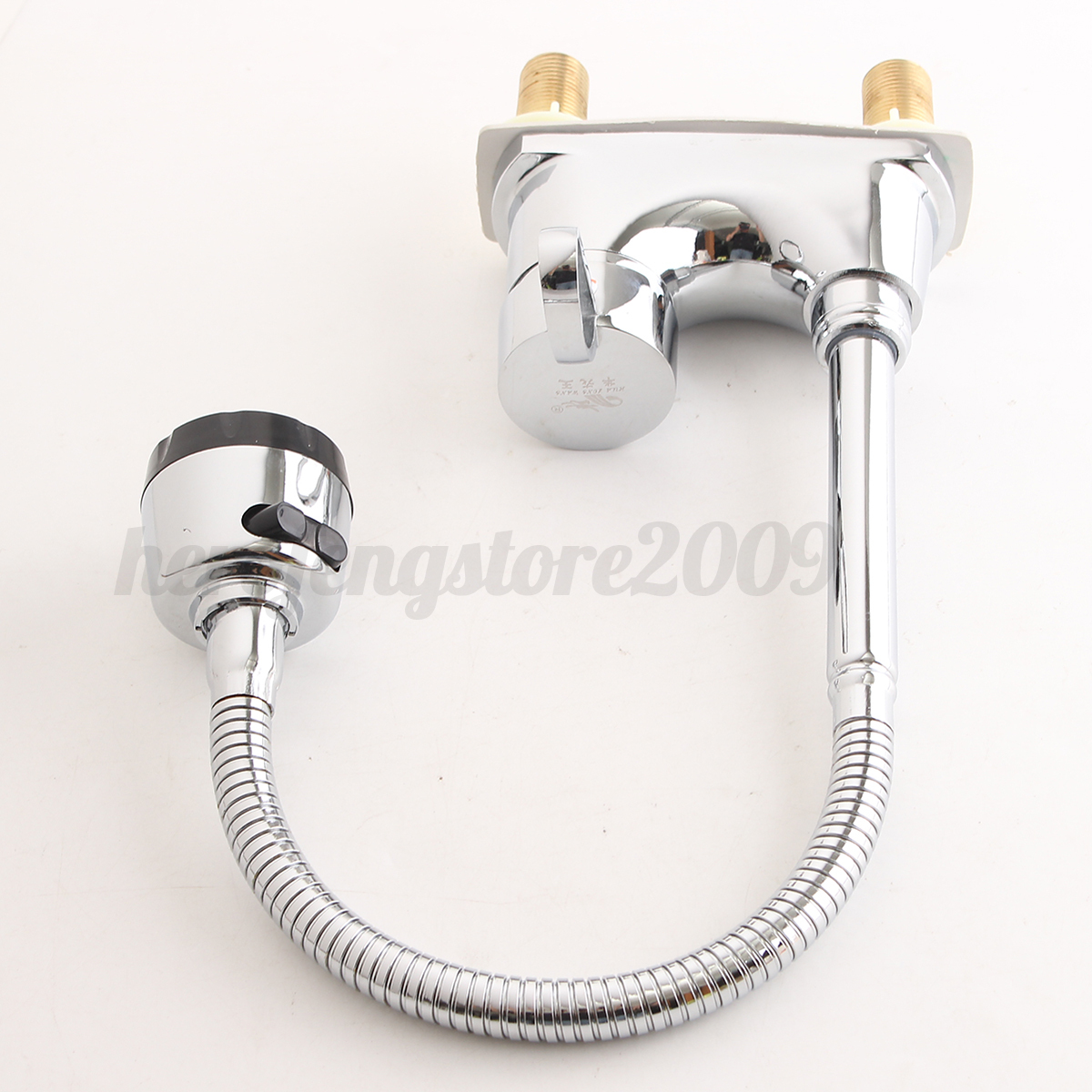 Flexible Spout Swivel Hose Mixer Tap Water Faucet Bathroom Basin Kitchen Sink Ebay