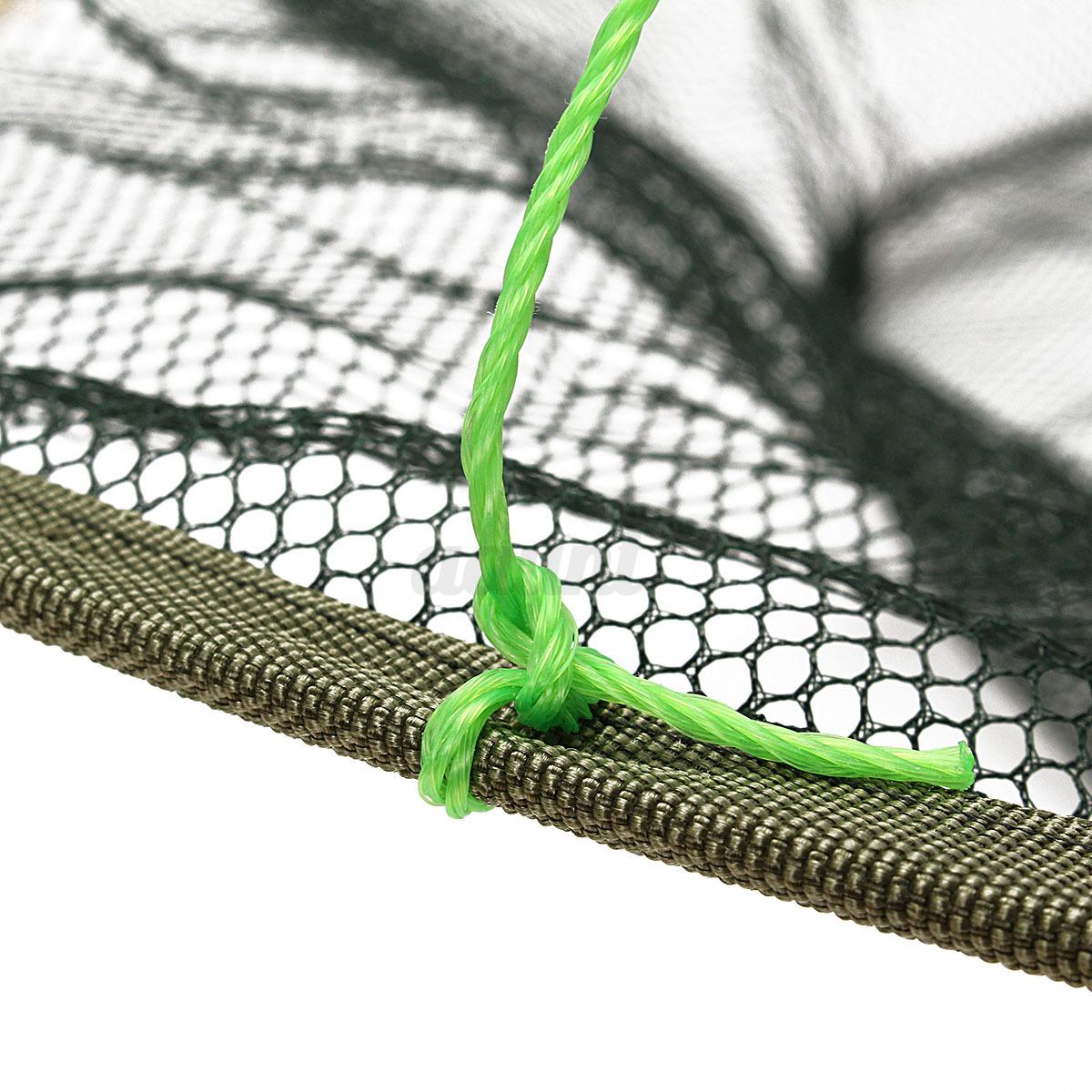 how to make a pier landing net