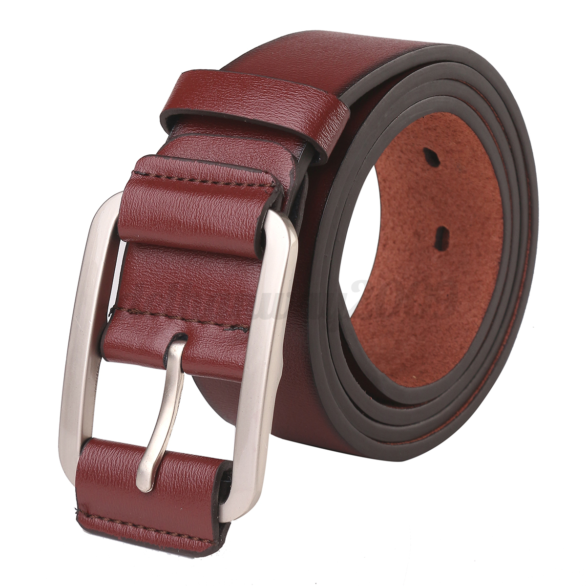 Adjustable-Fashion-Casual-Leather-Belt-Leash-Waistband-Waist-Strap-Pin-Buckle