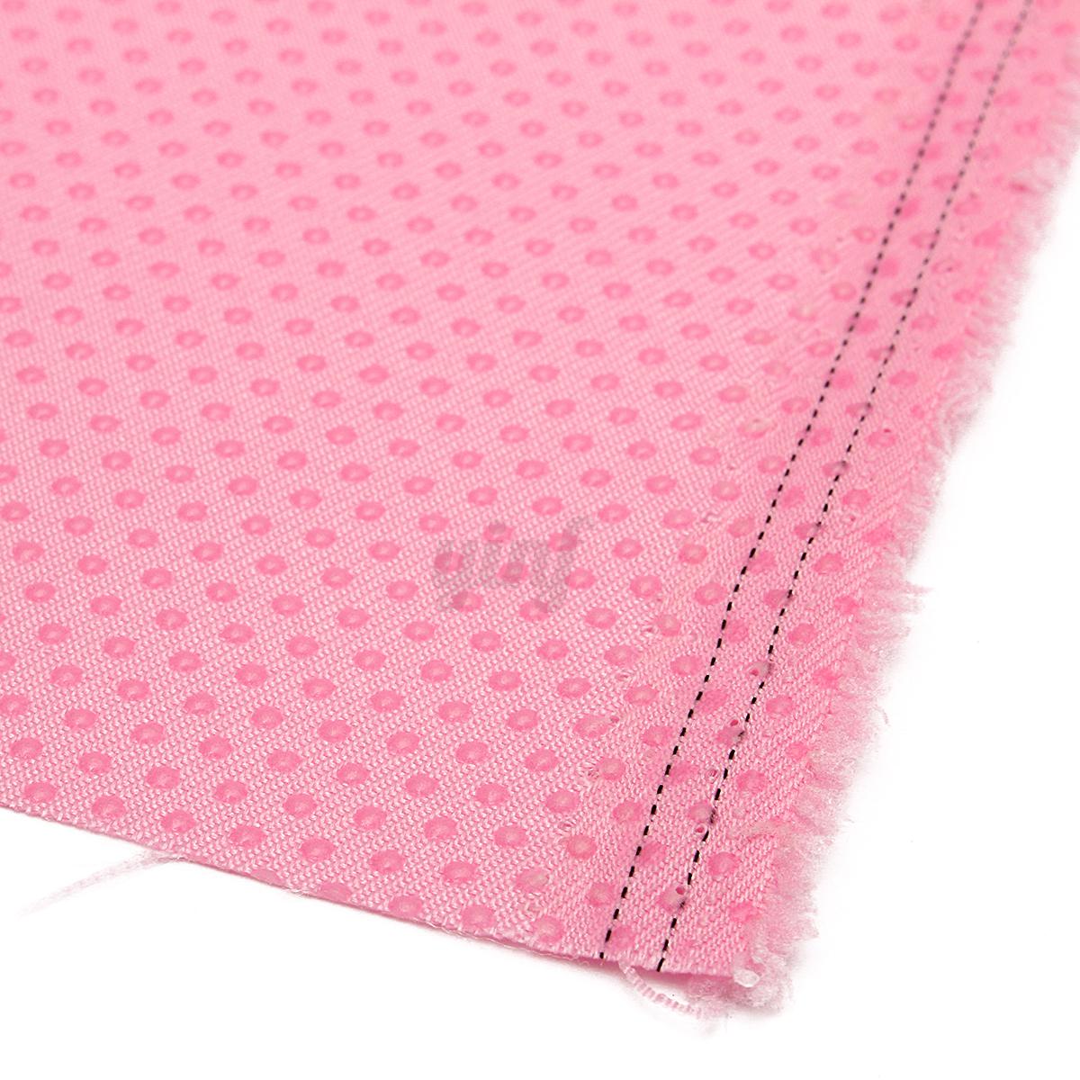 Anti Slip Fabric : Anti slip vinyl fabric non skid dots rubber treated