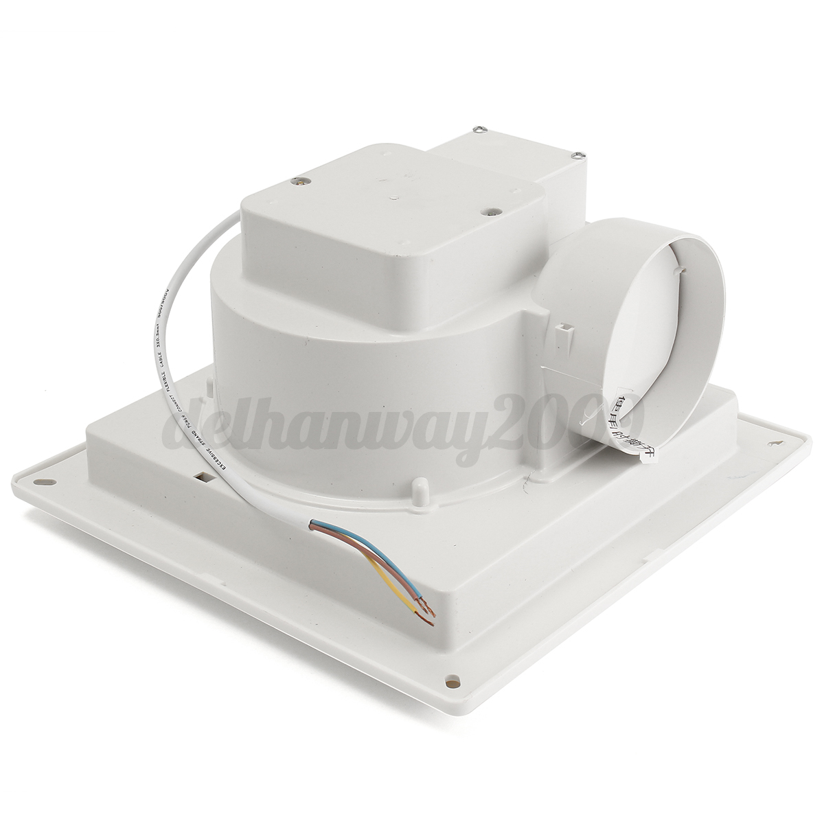 8 10 air vent exhaust fan ceiling wall mount ventilation